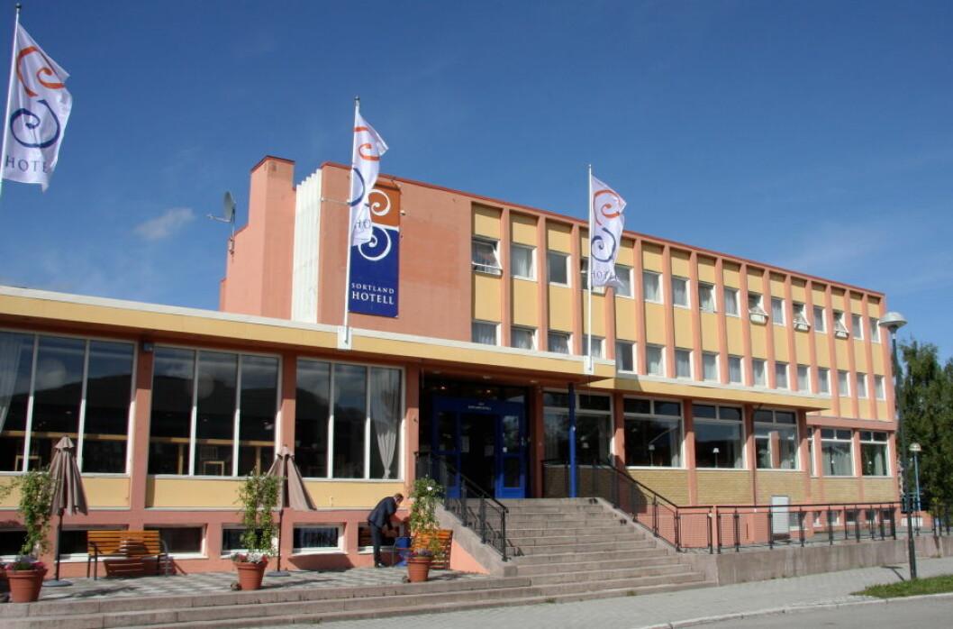 Sortland Hotell13