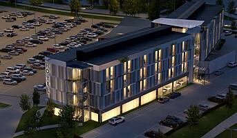 First Hotels lander på Arlanda høsten 2016