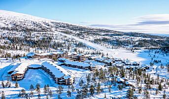 Norges største fjellhotell blir frittstående