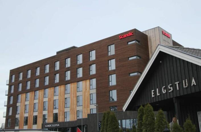 Scandic Elgstua i Elverum har vært en suksess. (Foto: Morten Holt)