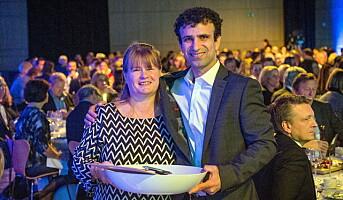 Årets matspire: Valdres-ost Fosheim