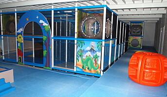 Har åpnet lekeland på Røros Hotell