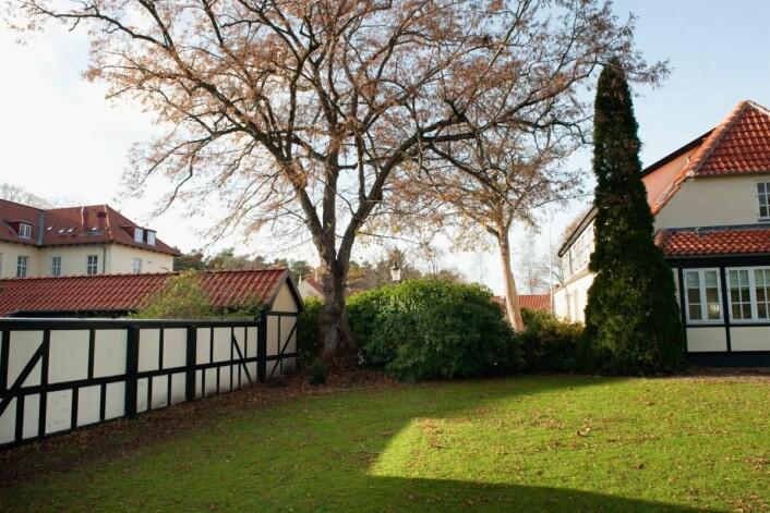 Gamle Skovridergaard blir et BW Premier Collection-hotell.