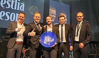 Vestlia Resort ble Årets kunde i ASKO