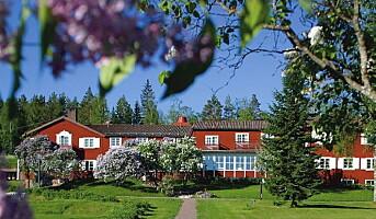 Fra Gyllene Hornet til First Hotel Tällberg