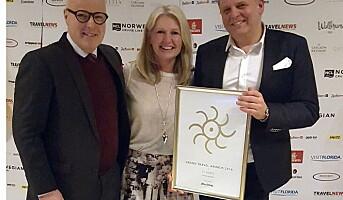 VIA Egencia kåret til «Årets beste arbeidsplass»
