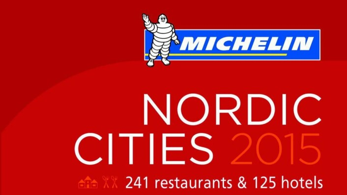 Slik så den nordiske Michelin-guiden ut i fjor. I år skifter den navn til Michelin Nordic Guide.