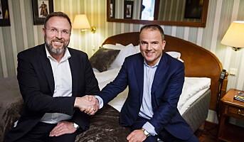 First Hotels satser på søvn