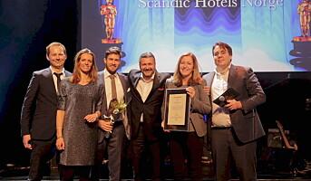 Scandic vant flest HSMAI-priser