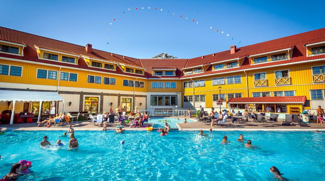Quality-hotellet i Kristiansand blir nå et Thon-hotell. (Foto: Nordic Choice Hotels)