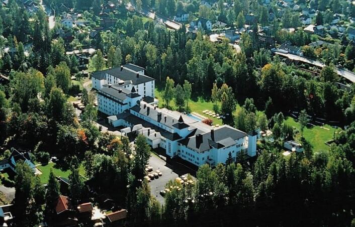 Lillehammer Hotel.