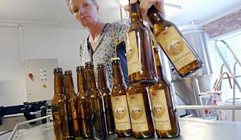 Sundbytunet tredobler øl-produksjonen
