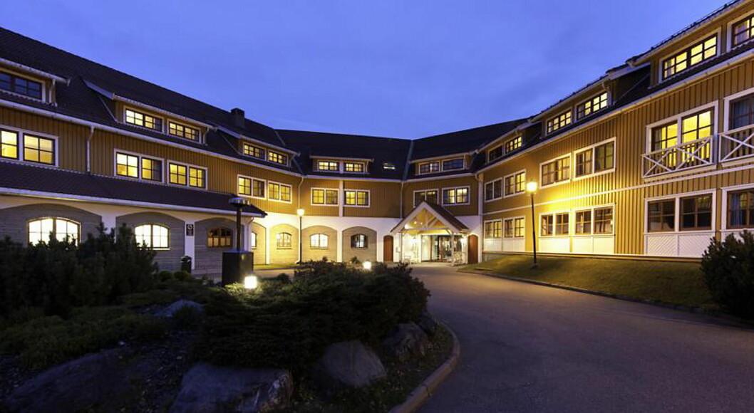 Quality Hotel & Resort Hafjell.