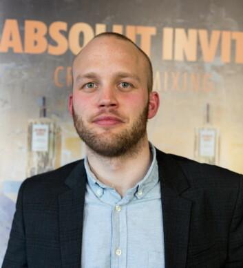 Odd Rasmussen fra Vaskeriet er en av deltakerne. Han skal konkurrere sammen med Isaac Staflin. (Foto: Arkiv)