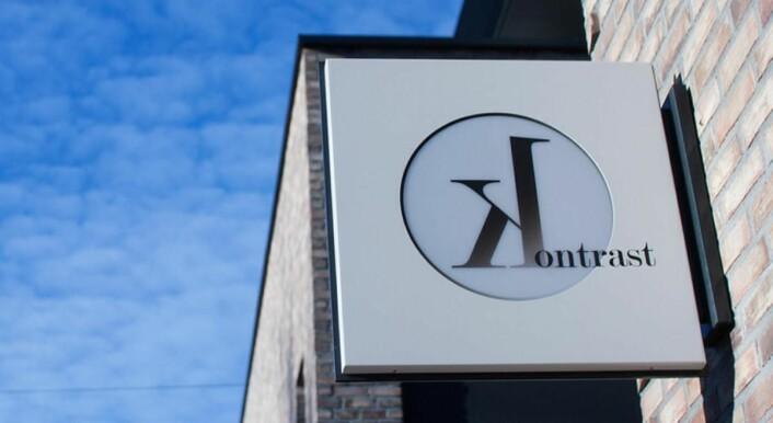 Restaurant Kontrast på Vulkan ble belønnet med en stjerne i 2016.