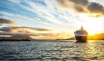 Tidenes beste for Hurtigruten