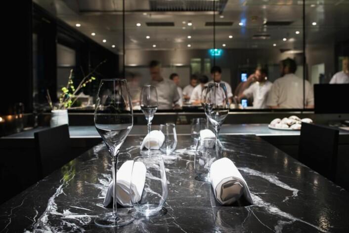 Maaemo er sammen med Geranium i Danmark den første restauranten i Norden med tre stjerner i Guide Michelin. (Foto: Bandar Abdul-Jauwad)