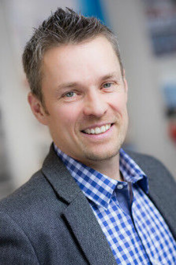 Magnus Sjödin starter i Best Western Hotels & Resorts Scandinavia 1. mars.