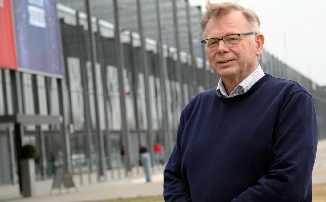 Arne Dalseng. (Foto: Morten Holt)