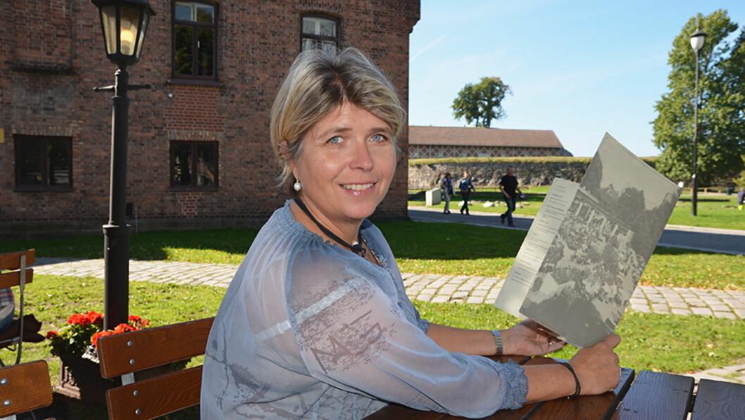 Administrerende direktør i Matmerk, Nina Sundvist.