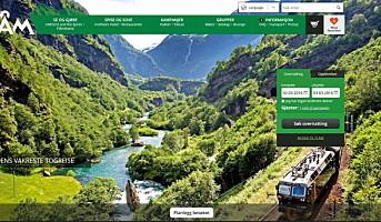 Lag nettsidene fristende for turistene