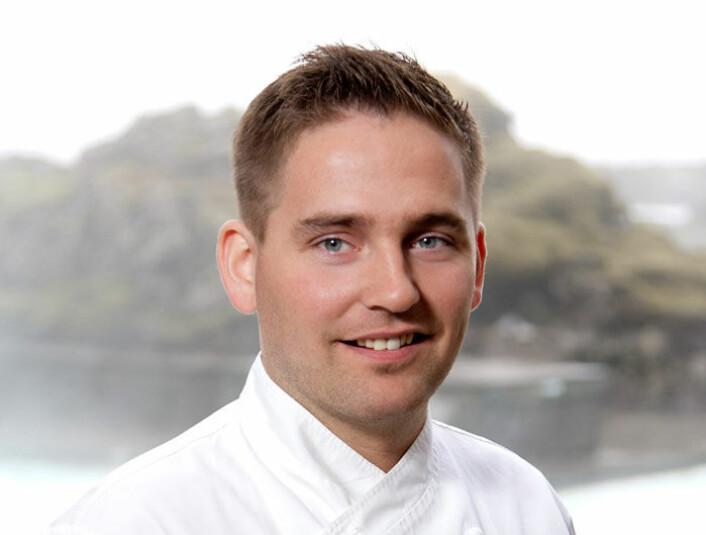 Viktor Örn Andrésson er Islands deltaker.