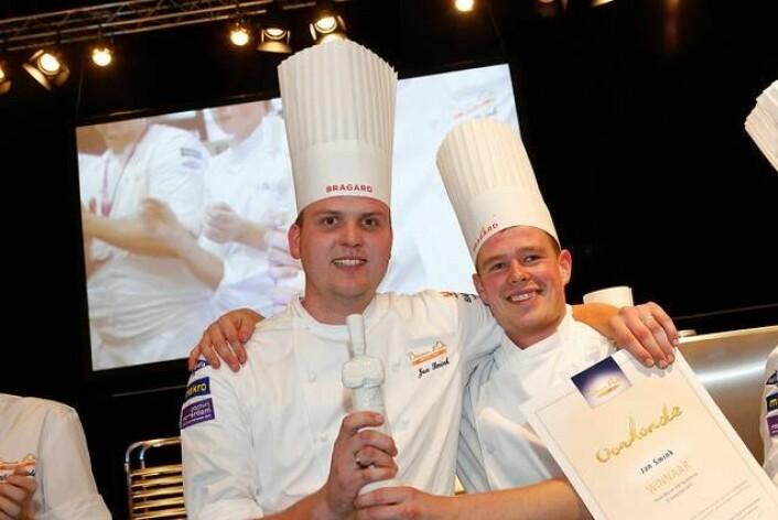 John Smink skal representere Nederland i Bocuse d'Or.