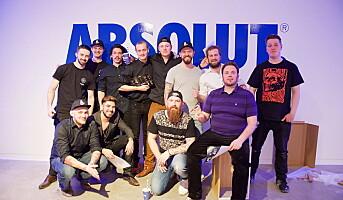 Bergen-lag vant bartenderkonkurranse