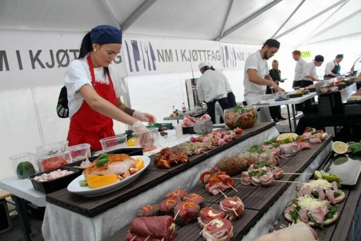 Mat- og drikkeskatter fra hele Norge skal promoteres på Smak 2017. (Illustrasjonsfoto: Morten Holt)