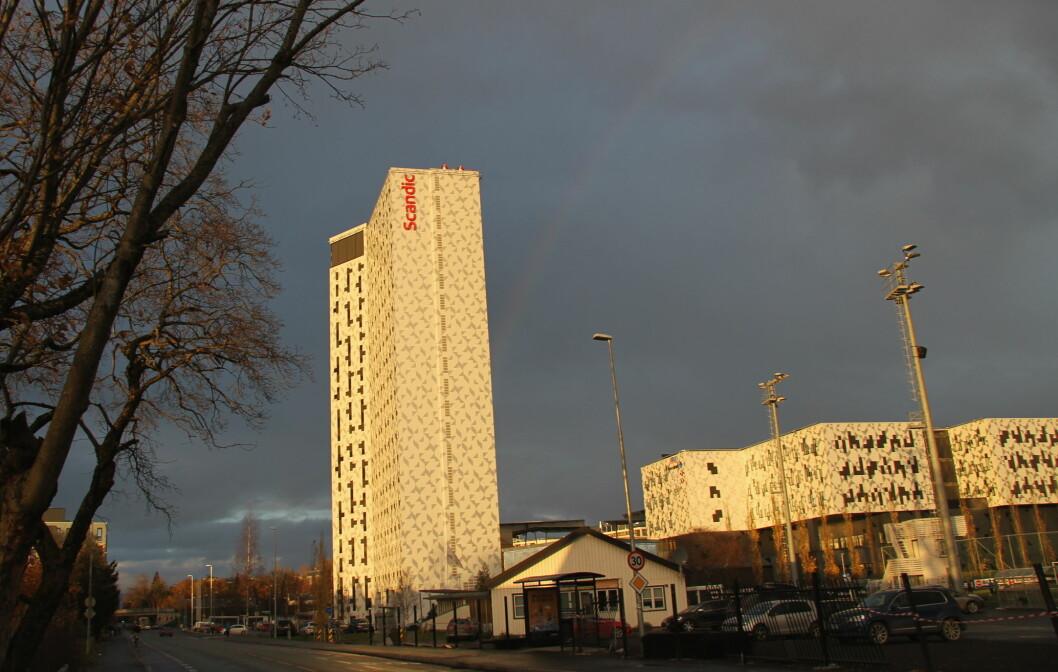 Scandic Lerkendal. (Foto: Morten Holt)