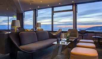 Radisson Blu Hotel i Bodø i ny drakt
