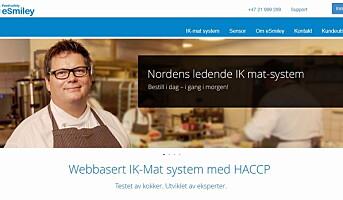 eSmiley vil sikre norske smilefjes