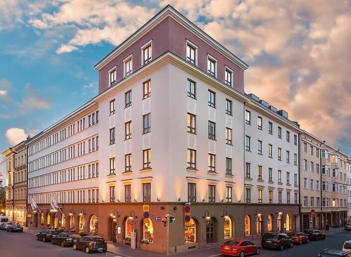 Radisson Blu Aleksanteri Hotel i Helsinki.