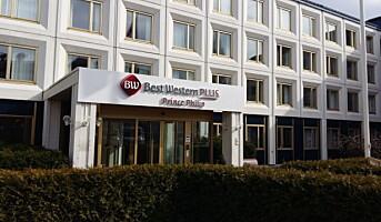 Første hotell i Europa med ny profil