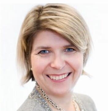 Matmerks direktør Nina Sundqvist er på plass.