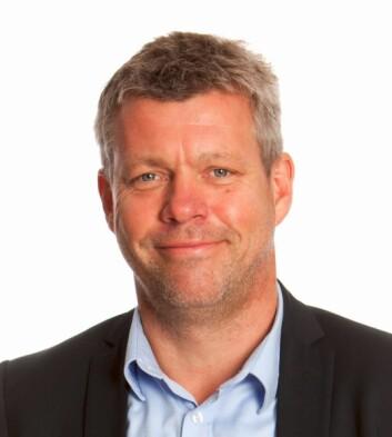 Sverre Helno, konsernsjef i Umoe Restaurants AS.