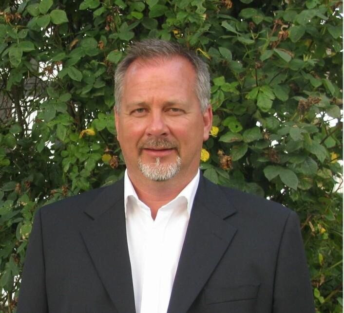Knut Johannessen i Electrolux Professional.