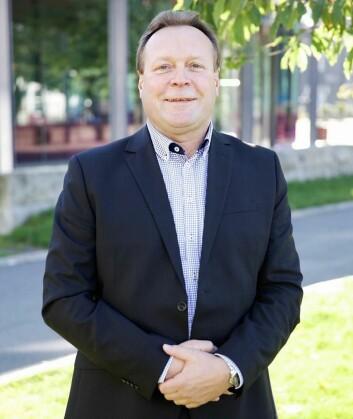 Jan Arstad i Nortura Proff