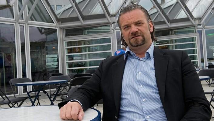 Bjørn Jacobsen i Lerøy Sjømatgruppen.