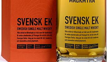 Lanserer whiskysnus