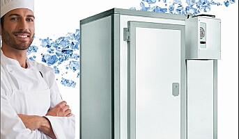 Komplett kjøle- og fryseromsløsning