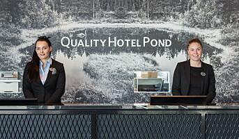 Choice åpnet nytt hotell på Forus