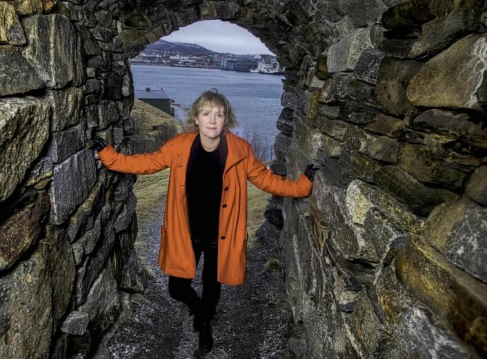 Ann-Kristin Rønning Nilsen, reiselivssjef i Visit Bodø. (Foto: Rune Nilsen/Bodø Nu)