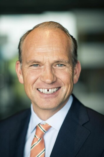 Administrerende direktør i Nordic Choice Hotels, Torgeir Silseth.