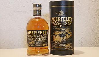 Skotsk gullwhisky til Norge
