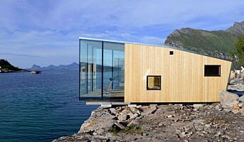 Prisvinnende Ousland-prosjekt i Steigen