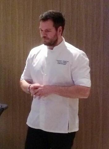 Ronny Olsbø er ny kjøkkensjef på Scandic Elgstua. (Foto: Scandic Elgstua)