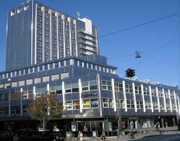 Radisson Blu Falkener blir et Scandic-hotell i 2018.