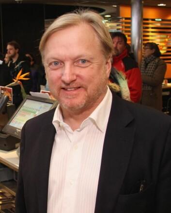 Ole Røttereng. (Foto: Morten Holt)