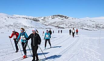 Fortsatt vinteraktiviteter på Beitostølen